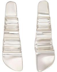 AGMES - Small Mira Earrings - Lyst