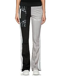 Palm Angels - Thedrop@barneys: Patchwork Skinny Track Pants - Lyst