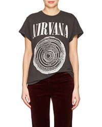 MadeWorn - Band-graphic Cotton T - Lyst