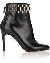 Samuele Failli - Peggy Leather Ankle Boots - Lyst
