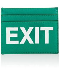 Vetements - Leather Card Case - Lyst
