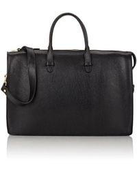 Lotuff Leather - Slim Briefcase - Lyst