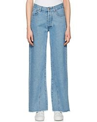 Forte Couture - Flared Jeans - Lyst