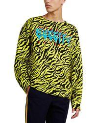 Gucci - Sweatshirt With Metal Fy Print - Lyst