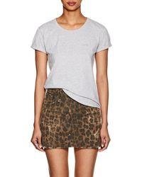 Maison Labiche - xoxo Cotton T-shirt - Lyst