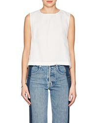 Simon Miller - Veyo Linen Sleeveless Top - Lyst