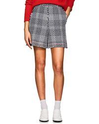 Thom Browne - Cotton-blend Tweed Shorts - Lyst