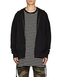 Faith Connexion - Thedrop@barneys: Hometown Cotton Terry Oversized Hoodie - Lyst