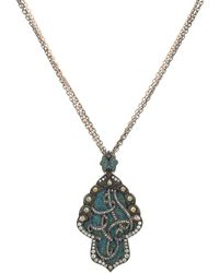 Sevan Biçakci - Mixed-gemstone Pendant Necklace - Lyst