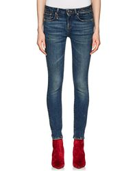 R13 - Alison Skinny Jeans - Lyst