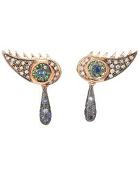 Ileana Makri - Crying Eye Stud Earrings - Lyst