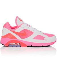 Comme des Garçons - Air Max 180 Sneakers - Lyst