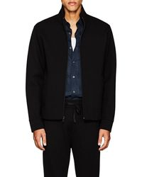 Vince - Compact Knit Track Jacket - Lyst