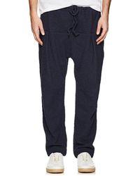 Eidos - Agy Terry Drawstring Trousers - Lyst