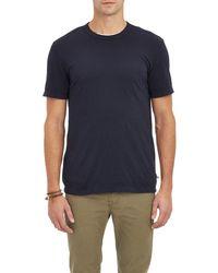 James Perse - Jersey Crewneck T-shirt - Lyst