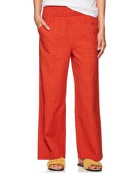 Ace & Jig - Siesta Dotted Cotton Crop Pants - Lyst