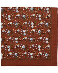 Bigi - Floral Wool - Lyst
