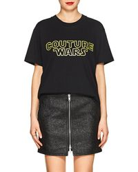 Moschino - couture Wars Cotton T-shirt - Lyst