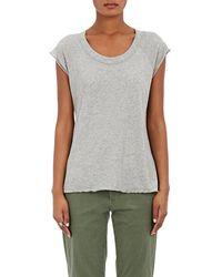 Nili Lotan - Jersey Baseball T-shirt - Lyst