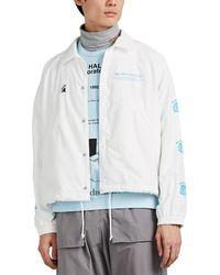 Undercover - human Error Coach's Jacket - Lyst