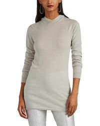 Rick Owens - Cashmere Hooded Sweater - Lyst