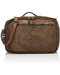 Campomaggi - Convertible Duffel Bag/backpack - Lyst