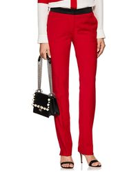 Derek Lam - Drake Stretch-wool Trousers - Lyst