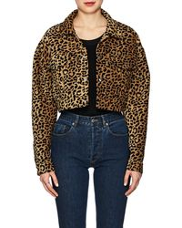 RE/DONE - Leopard - Lyst