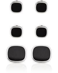 Barneys New York - Black Onyx Formal Set - Lyst