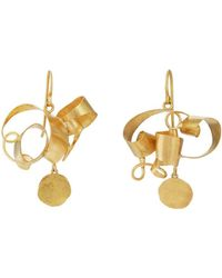 Judy Geib - Wild Tangled Drop Earrings - Lyst