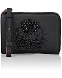 Christian Louboutin - Travel Wallet - Lyst