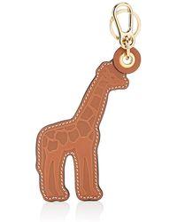 Loewe - Giraffe Key Chain - Lyst