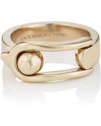 Goossens Paris - Boucle Ring - Lyst