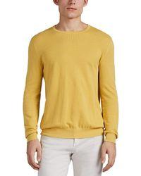 Loro Piana - Piqué-knit Cotton-blend Shirt - Lyst