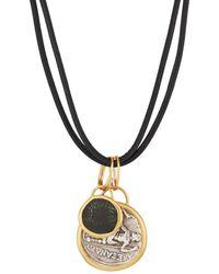 Eli Halili - Ancient Coin Pendant Necklace - Lyst