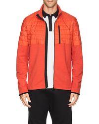 Aztech Mountain - Smuggler Quilted Fleece Jacket - Lyst