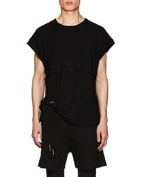 Siki Im - Layered Jersey Baggy T - Lyst