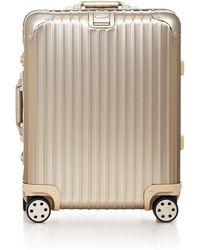 Rimowa - Topas Titanium 22 Cabin Multiwheel® Trolley - Lyst