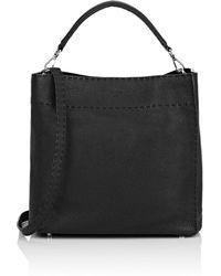 Fendi - Selleria Anna Leather Hobo Bag - Lyst
