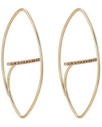 Hirotaka - Gossamer Floating Earrings - Lyst