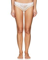 La Perla - Desert Rose Bikini Briefs - Off - Lyst