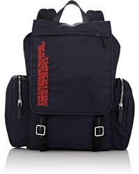 CALVIN KLEIN 205W39NYC - Flap Backpack - Lyst