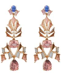 Nak Armstrong - Ribbon Earrings - Lyst