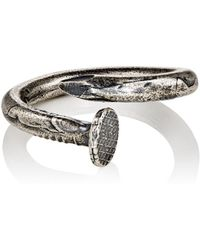 M. Cohen - Coiled-nail Ring - Lyst