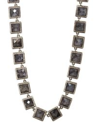 Nak Armstrong - Grey Sapphire Necklace - Lyst