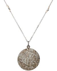 Feathered Soul | #diadisc Necklace | Lyst