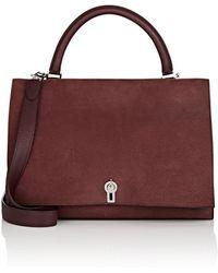Moynat - Danse Mm Leather Shoulder Bag - Lyst