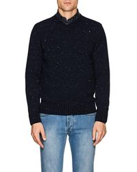 Inis Meáin - Donegal-effect Wool-cashmere Sweater - Lyst