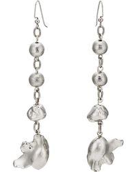 Mounser - Noordwjk Drop Earrings - Lyst