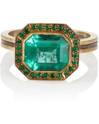 Judy Geib - Emerald Ring Size 7.25 - Lyst